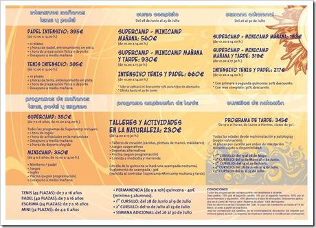 Cursos de Verano Real Club Tenis y Padel ARAVACA Lopez Maeso 2010_2