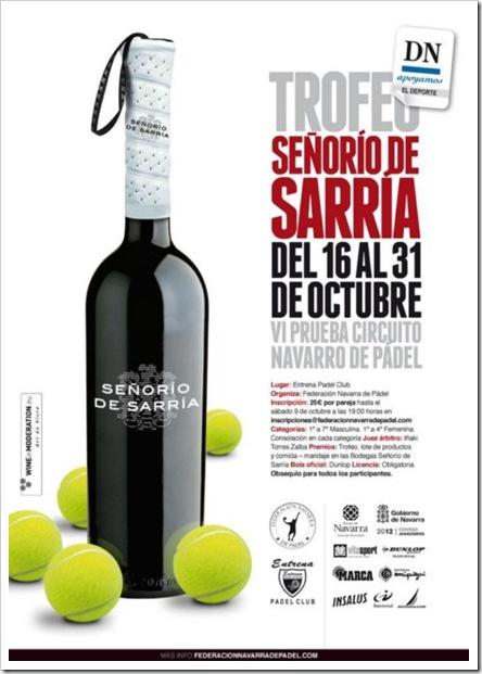 Trofeo Señorio de Sarria FNP 2010 octubre