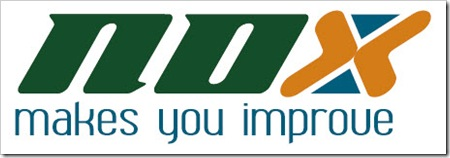 Nox logo padel