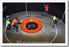 360ball nuevo deporte de raqueta