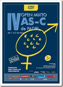 torneo iv open mixto academia sanchez-casal, marzo 2011