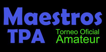 Maestros-TPA