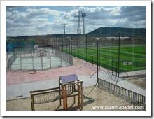 espacio deportivo la garena pádel 2011 alcala de henares inauguracion