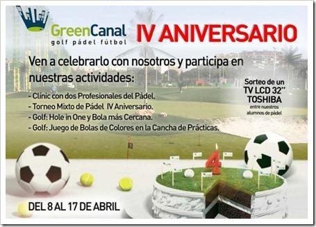 Aniversario Green Canal Actividades 2011 [800x600]