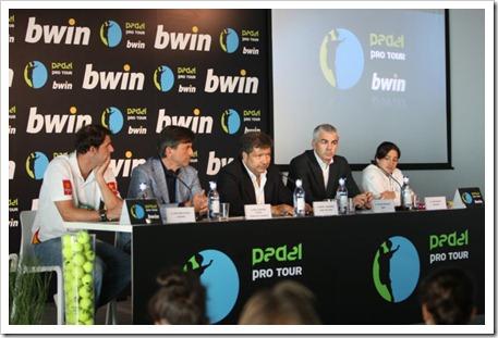 presentacion ppt 2011 con Bwin ciudad raqueta madrid mayo 2011