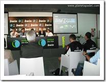 presentacion ppt 2011 con Bwin ciudad raqueta madrid mayo 2011 asistentes