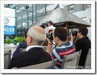 Presentación Oficial del bwin PPT Marsh-Mercer Trofeo Volkswagen Passat 2011 madrid