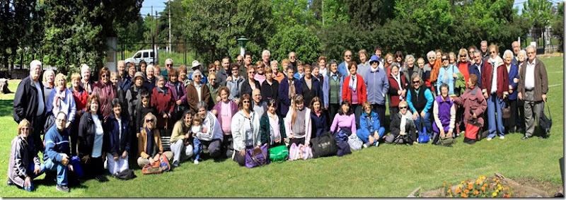 16 de octubre 2010 Centro de Jubilados Amor y Amistad