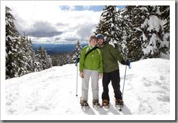 Mt Hood Snowshoeing-29