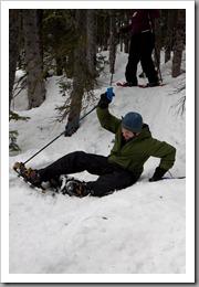 Mt Hood Snowshoeing-91