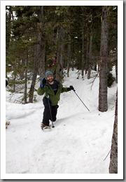 Mt Hood Snowshoeing-92