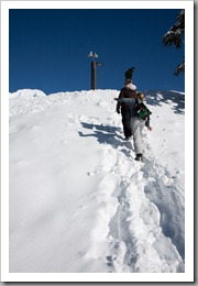 Mt Hood Snowshoeing-3