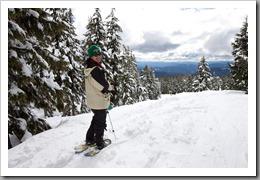 Mt Hood Snowshoeing-27
