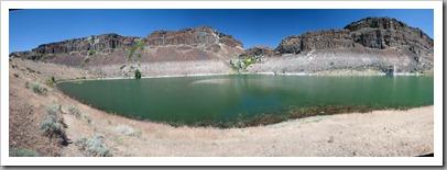 Ancient Lakes Panorama