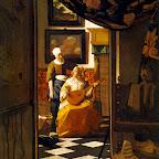 Love Letter by Vermeer