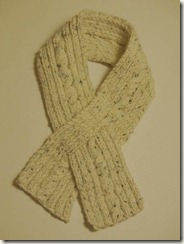 giveaway scarf