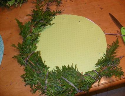 adding cedar