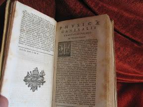 Comienzo del primer tratado de «Phisicæ Generalis».