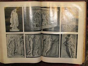 Esculturas romanas.