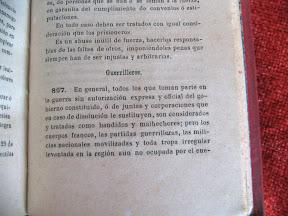 Guerrilleros.