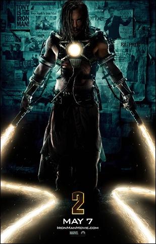 Homem de Ferro Novo cartaz