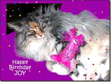 Happy Birthday Joy FandF