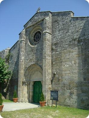 Igreja de Santa Maria da Baiona