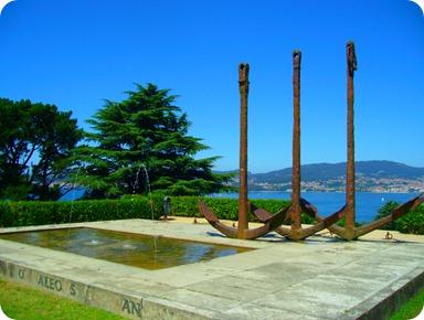 Monumento Âncoras