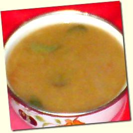 Idly sambhar from viki's kitchen