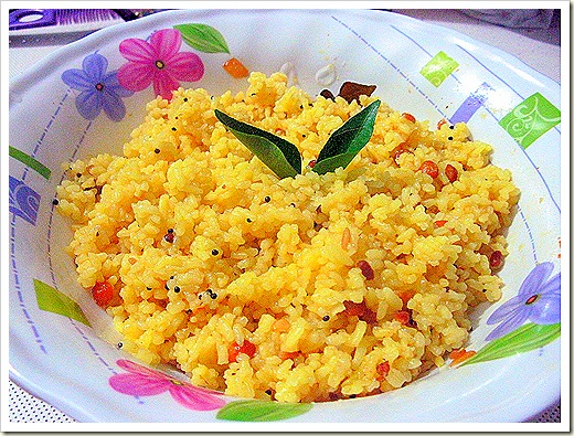Puli upma