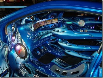 awesome car interiors