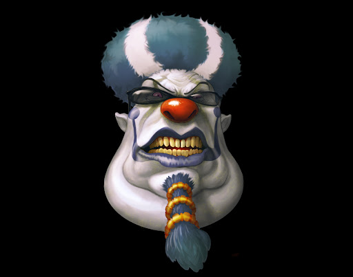 25+ Evil Clown Images - Halloween special @ Techie Blogger
