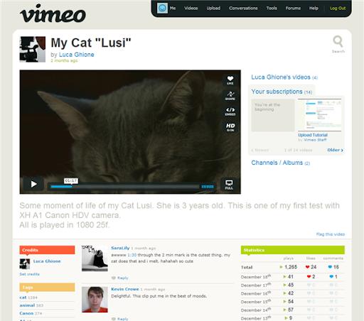Vimeo - Watch Videos Online