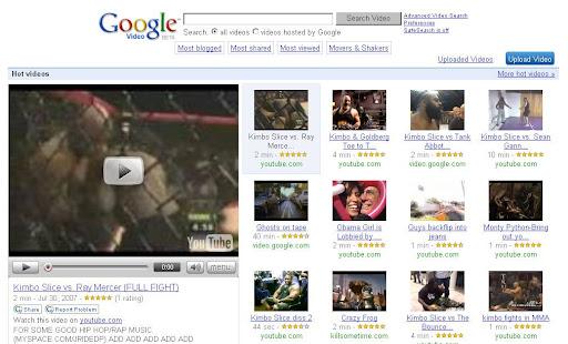 Google Video - Watch Videos Online