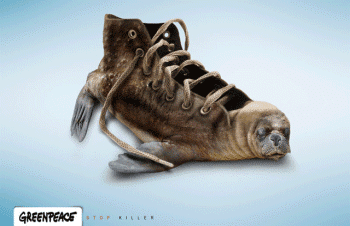 GREENPEACE by kungfuat ad Best Creative Ads   Must See