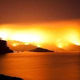 Cala Xarraca. Fuego 2009.JPG