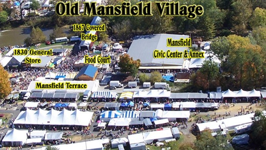 Old Mansfield Village two2