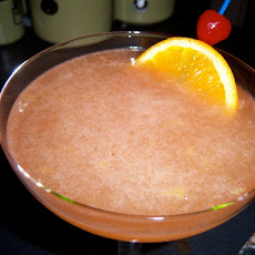 Totally Tropical Genuine Rum Punch