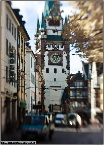 Germany : Schwarzwald : Freiburg