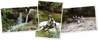 View Raub waterfall