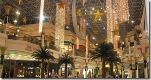 wafi_mall at christmas