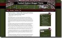 Football Stadium template