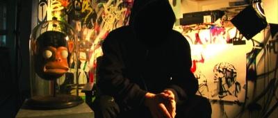 Fotograma de la pel·lícula Exit Through the Gift Shop, de Banksy