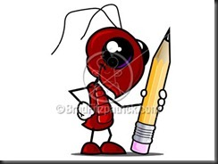a077-cartoon-ant-pencil