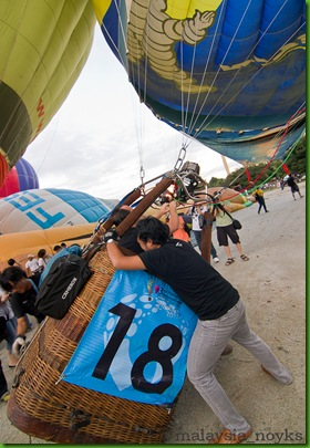 Hot Air Balloon Putrajaya 2011 (3)