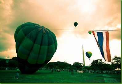 Hot Air Balloon Putrajaya 2011 (33)