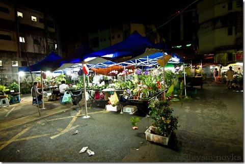 Satok market, kuching 28