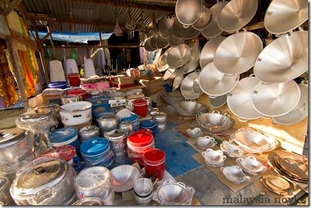 Serikin Market, Sarawak 10