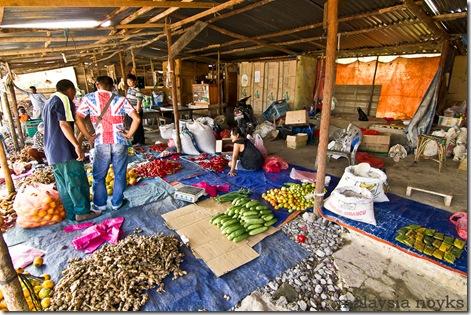 Serikin Market, Sarawak 42