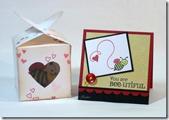 bee card &amp; gift